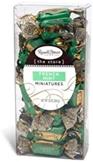 Russell Stover French Mint Miniatures, 10 oz. Box