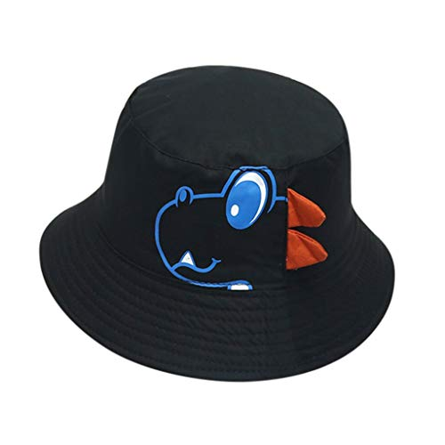 YWLINK Sombrero De Pescador Dinosaurio De Dibujos Animados Gorra De Beisbol Los...