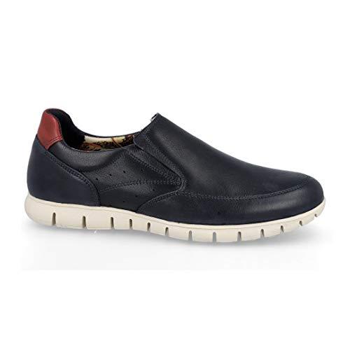 ESPIEL 24H - ESPIEL 24 Hours E4044 Zapatos Hombre - Cuero