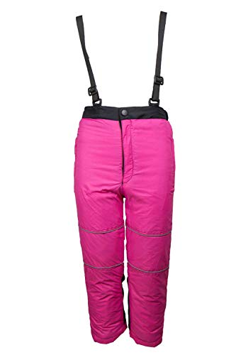 MS-Trachten Kinder Skihose Snowboardhose Schneehose Thermohose (146/152, pink)