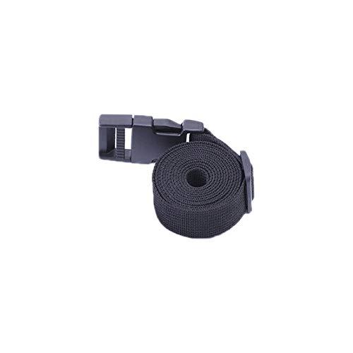 Correas de amarre, Hebilla de 1.4M Correas de carga de correas para la bicicleta de la motocicleta del coche con la cinta de la hebilla fuerte de la cuerda de la cuerda de la cuerda de la hebilla de P