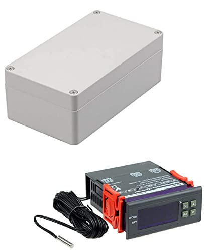 AC 110V Temperature Controller and Junction Box
