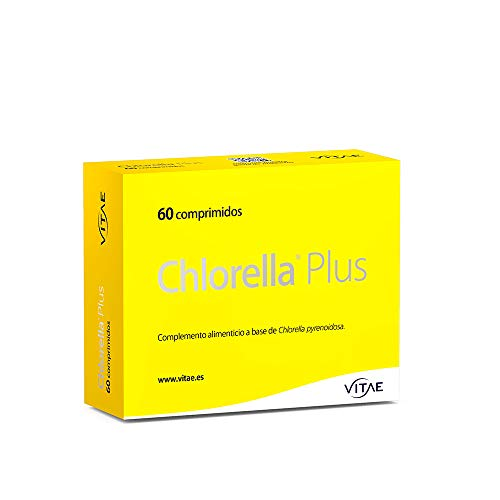 Vitae Chlorella Plus Complemento Alimenticio - 60 Tabletas