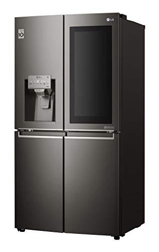 LG GMX936SBHV frigorifero Multidoor InstaView? Libera installazione Nero 571 L A+