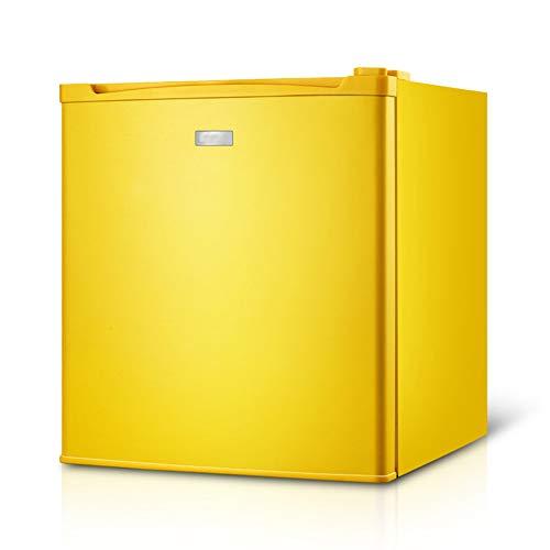 Fridge Bajo mostrador, 50 L refrigerador independiente ajustable termostato congelador mesa compacta portátil mini baja energía, para hogar cocina oficina