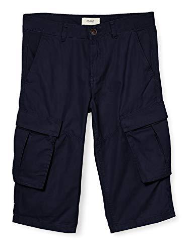 ESPRIT Herren 040EE2C302 Shorts, 400/NAVY, 33