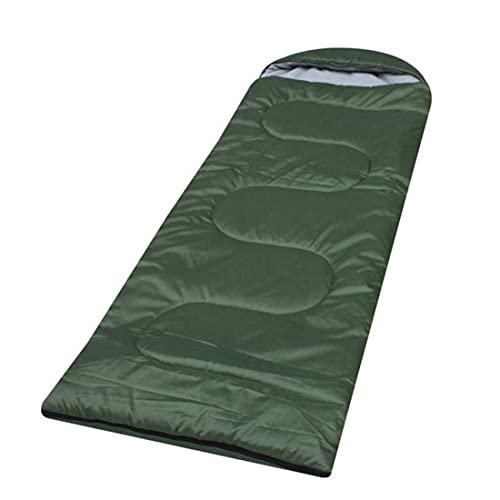 GTBF Outdoor liefert einzelne Menschen Camping Schlafsack 3 Jahreszeiten warm atmungsaktiv, ideal Campingausrüstung für Scouts, Wandern und Rucksack