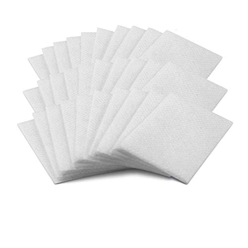 CPAP Air Filter– Premium Ultra Fine Hypoallergenic Disposable Replacement Filters for CPAP Machines – Fully Compatible Quality Foam Filters, 30 Filters