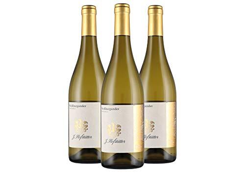 Südtirol - Alto Adige DOC Weissburgunder Pinot Bianco Hofstatter 2019 3 bottiglie da 0,75 L