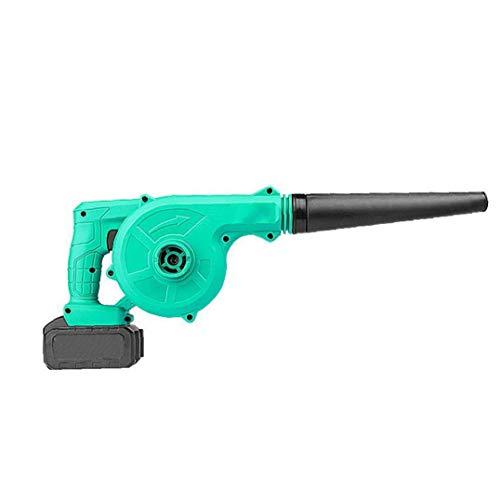 Soplador de Hojas sin Cable eléctrico de la Hoja del vacío Handheld Sweeper con batería de Litio de 2 en 1 para el soplado de Limpieza de la Hoja del Polvo del Coche del Equipo anfitrión