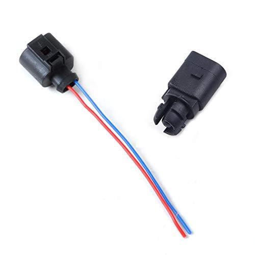 CITALL Umgebungslufttemperatursensor & Elektrischer 2-Pin-Stecker Stecker Kabelbaum