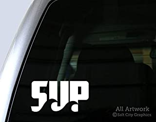 Best sup car decals Reviews
