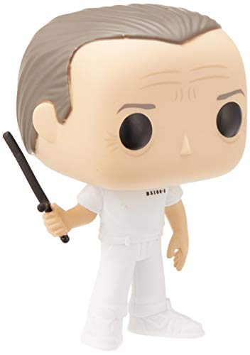Pop! Figura de Vinilo: Peliculas: Silence of Lambs - Hannibal