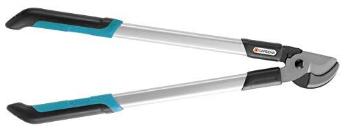 Gardena Classic Astschere 680 A: Amboss-Baumschere für hartes und trockenes Holz, max. Ast-Ø 32 mm, 68 cm Länge, Präzisionsmesser mit antihaftbeschichteten Klingen, ergonomische Griffform (8774-20)