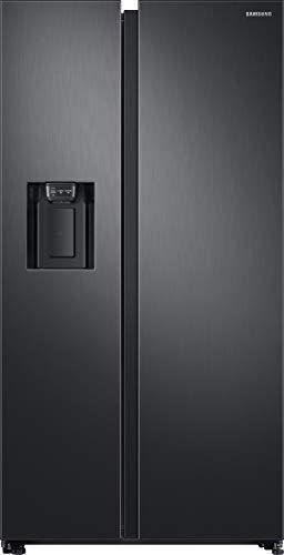 Vorderansicht vom Side-by-Side Samsung RS6GN8321B1