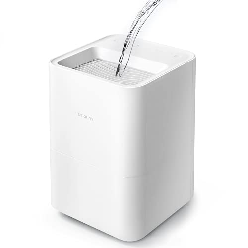 smartmi Humidifiers, Cool No Mist Evaporative Humidifiers for Bedroom...