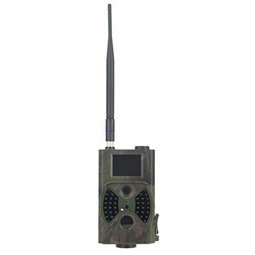 WANGMEILING Jagdkamera wildkamera HC300M Jagd-Kamera GSM 12MP 1080P Foto Fallen Nachtsicht Infrarot-Tier-Jagd-Hinterkameras Jagd Scout (Color : 300M, Ships from : China)