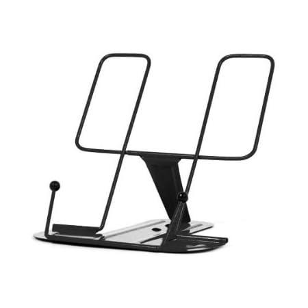 ハイタイド ブックスタンド メタルブックレスト ブラック DB016