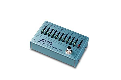 JOYO R-12 - Pedal para control de ecualizador (10 bandas)