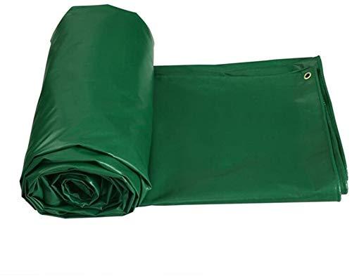 Tarpaulin impermeable a prueba de agua lona de lona de servicio pesado, impermeabilización al aire libre para embarcaciones, automóviles o vehículos de motor, tela a prueba de lluvia y espesor de prot