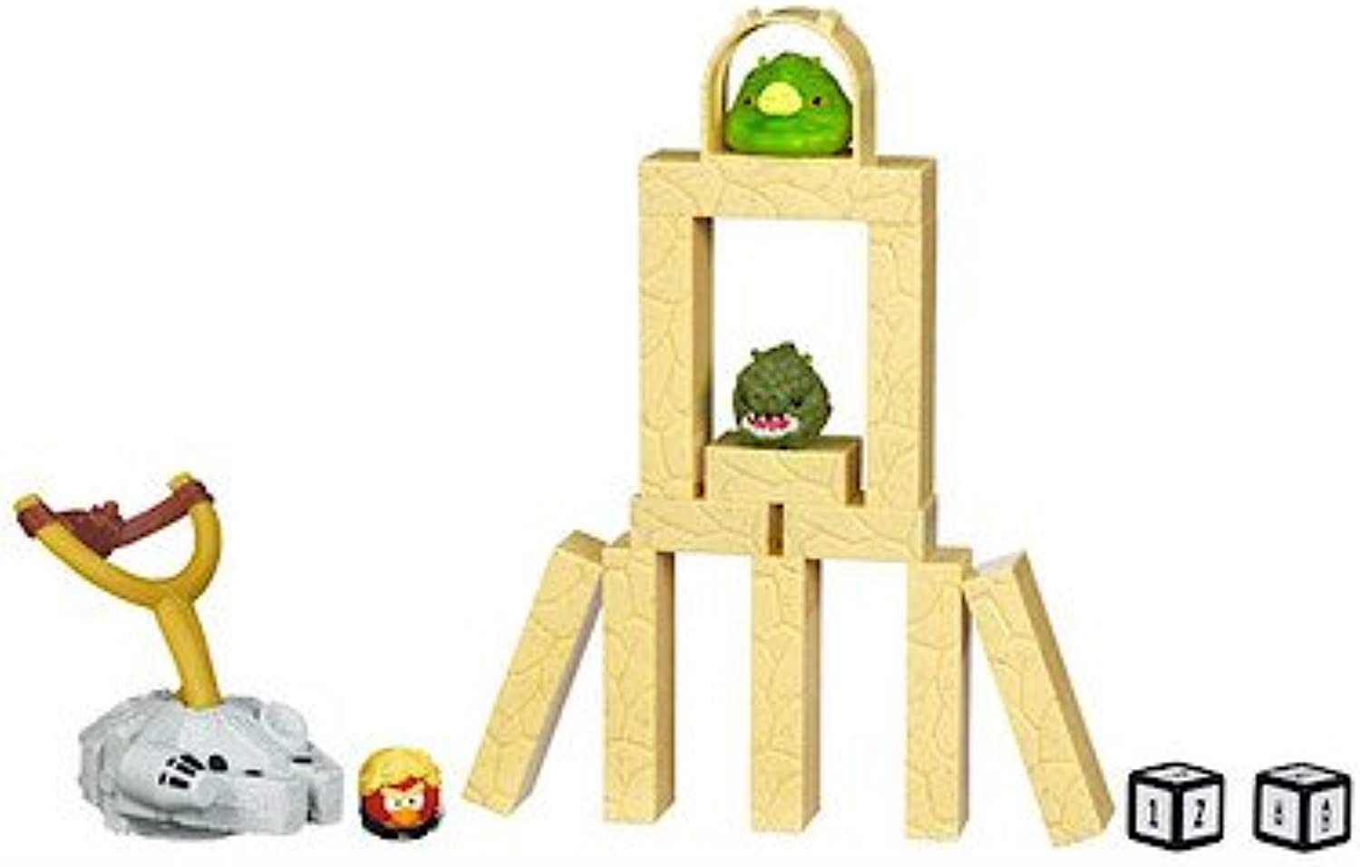 Jenga Launchers Pack Angry Birds Star Wars B0097X1VTK Realistisch  | Schönes Design