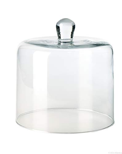 BONBONIERE vorratsglas Boîte Blue Bleu H 10 cm verre Creative Tops Wa 14 cm D