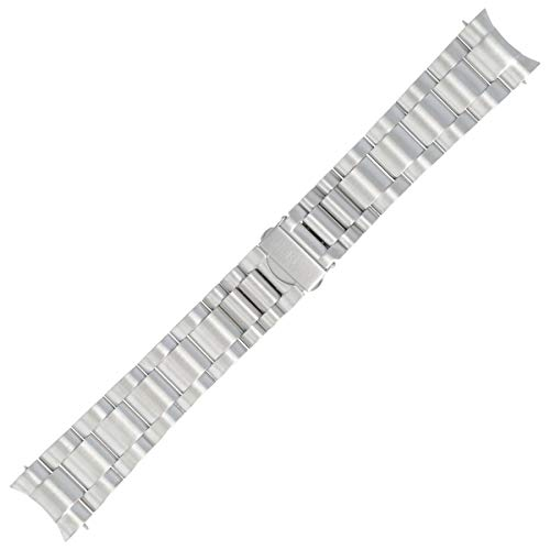 Victorinox Uhrenarmband 23mm Edelstahl Silber - 3263