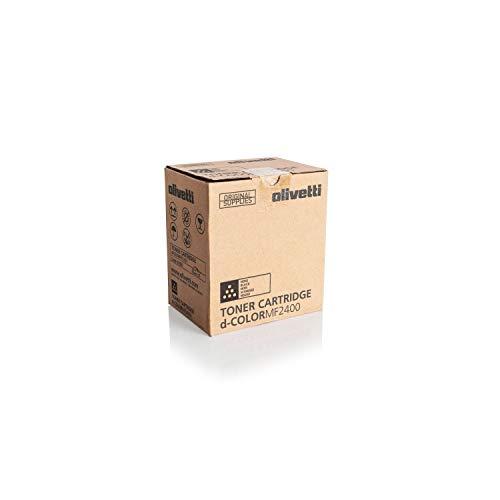 Olivetti B1005 Tóner de láser 6000páginas Negro tóner y cartucho láser - Tóner para impresoras láser (Tóner de láser, 6000 páginas, Negro, 1 pieza(s)) ⭐