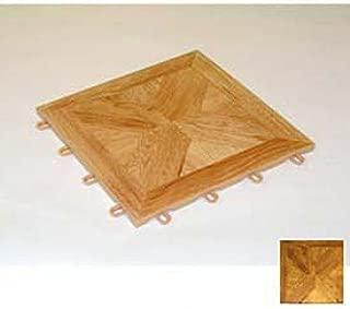 Mateflex Tileflex Indoor Modular Flooring Tile 572205 Dark Parquet