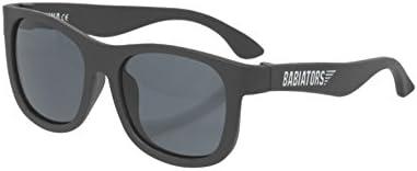 Babiators Baby Toddler Kids Navigator UV Sunglasses Black Ops 0 2 Years product image