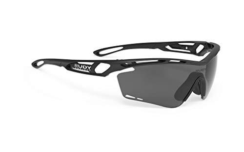Rudy Project Tralyx Glasses Matte Black - rp Optics Smoke Black 2020 Fahrradbrille