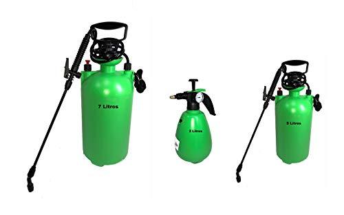 Pulverizador/Fumigador/Sulfatador, de Presión Previa. Varias capacidades. (Pulverizador, 2 litros)