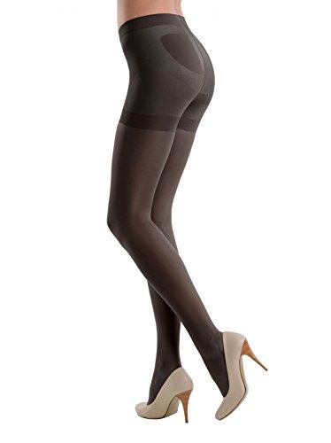 Conte™ X-Press Damen Shapewear formende Strumpfhose in verschiedenen Farben 20 DEN - 40 DEN Textiles Vertrauen nach Öko-Tex Standard 100 S - in 40 DEN Nero