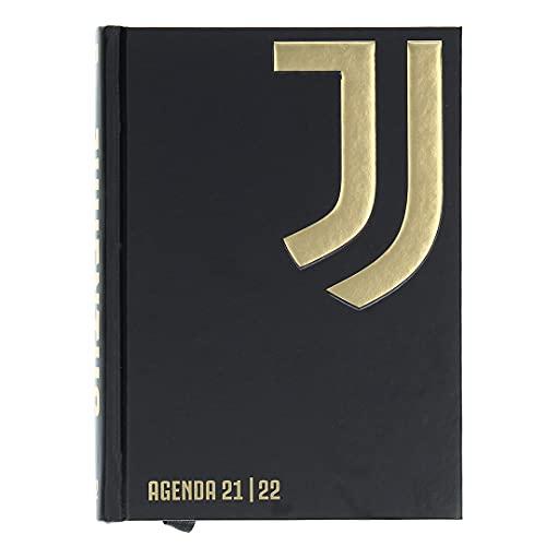 JUVE Juventus Agenda/Diario Scolastico Pocket - Collezione Scuola 2021/2022-100% Originale - 100% Prodotto Ufficiale - Dimensioni 16 x 12 cm - Copertina Rigida