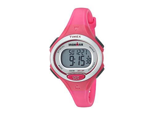 Timex Women's Ironman Essential TW5K90300 Pink Resin Quartz Sport Watch