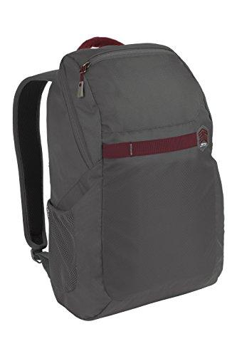 STM Saga Backpack for Laptop, 15' - Granite Grey (stm-111-170P-16)