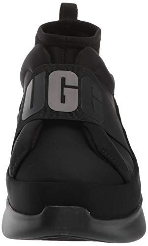 UGG Female Neutra Sneaker Shoe, Black/Black, 8 (UK)