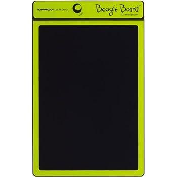キングジム 電子メモパッド ブギーボード BB-1  黄緑