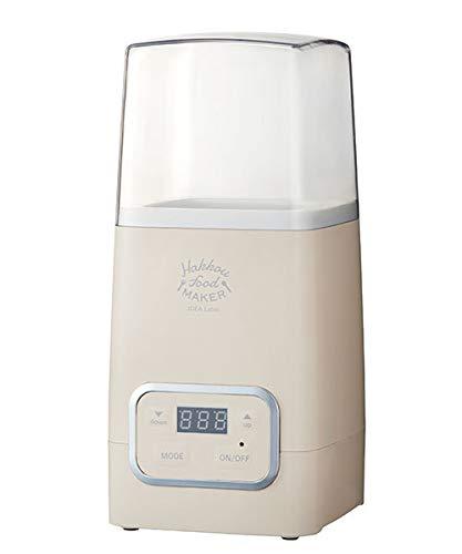 BRUNO発酵フードメーカーベージュ計量カップレシピ等付属LOE037-BE