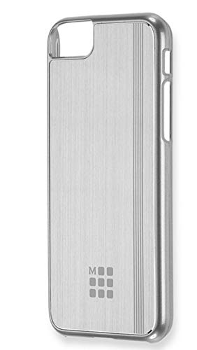 Moleskine Aluminum iPhone Cover, Silver (Compatible with iPhone 7)