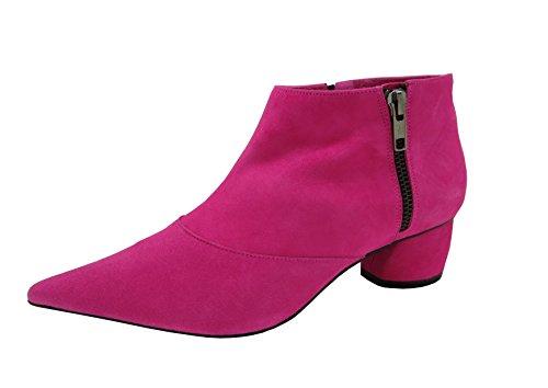 Buffalo Damen Pumps pink 11174-236 Wildleder (37)