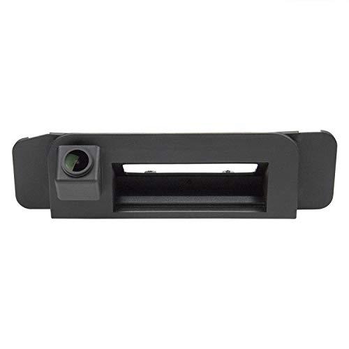 HD 1280x720p Telecamera per la Retromarcia Retrocamera, CCD telecamera posteriore in luce targa visione notturna impermeabile per Mercedes Benz Classe C MB W205 CLA C117 2015-2017
