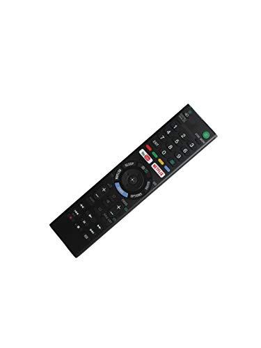 Controle remoto de substituição HCDZ com teclas YouTube Netflix para Sony 149331411 RMT-TX200P RMT-TX300U 149331811 RMT-TX300E RMT-TX300U KD-70X690E KD-65X730E Ultra HDR 4K LED TV