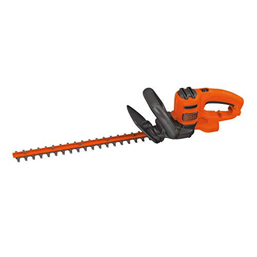 BLACK+DECKER 18-Inch Electric Hedge Trimmer (BEHT200)