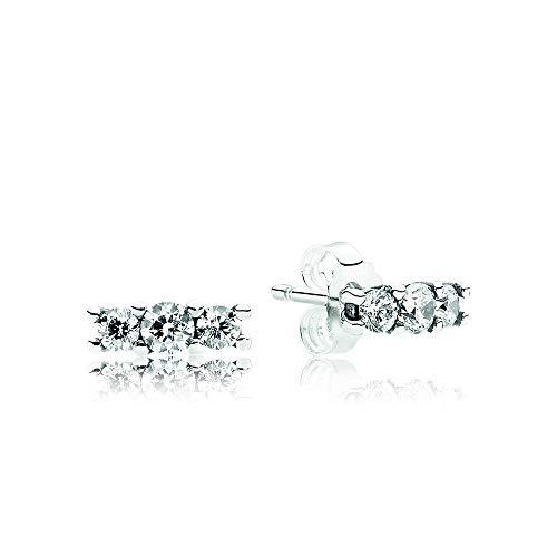 Pandora Orecchini a perno Donna argento - 290725CZ