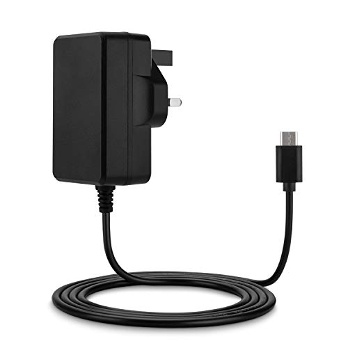 Aukru 5.1V 3A Power Supply USB Type C Charger Adapter for Raspberry Pi 4