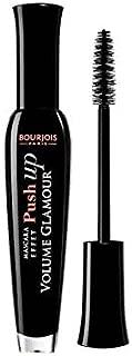 3 x Bourjois Paris Volume Glamour Push Up Mascara 6ml - T71 Wonder Black