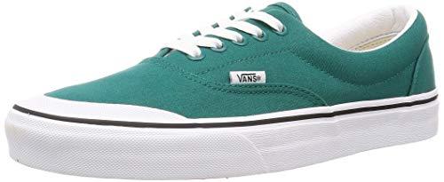 Vans Era TC Men's Canvas Low Top Lace-Up Sneakers Green Size 10