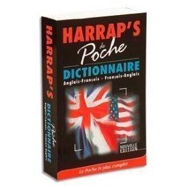 Harrap's Poche anglais français