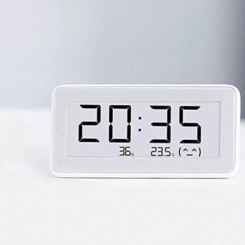 Klok Leuke Alarm Bluetooth Leuke Alarm vochtigheid monitoring sensor LCD display Prachtige Digitale thermometer slimme luchtvochtigheid Leuke Alarm